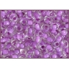 Seedbead 2/0 Crystal Lilac Shiny Terra Color